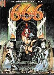 666 t.2 ; allegro demonio - Intérieur - Format classique