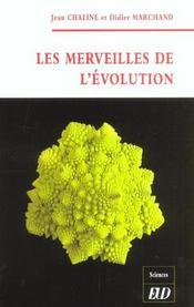 Les Merveilles De L'Evolution - Intérieur - Format classique