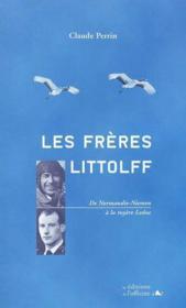 Les frères Littolff - Couverture - Format classique