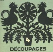 Decoupages N°4. Les Albums Du Pere Castor. - Couverture - Format classique