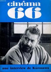 Cinema 66 N° 103 - Un Homme: Busby Berkeley - Une Enquete: Cinema Nouveau - Couverture - Format classique