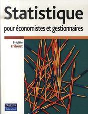 Statistique pour économistes et gestionnaires - Intérieur - Format classique