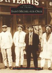 Saint-Michel-sur-Orge - Couverture - Format classique