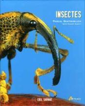 Insectes - Couverture - Format classique