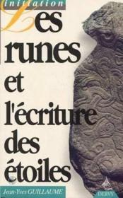 Runes et ecritures des etoiles - Couverture - Format classique