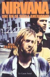 Nirvana Une Fin De Siecle Americaine - Intérieur - Format classique