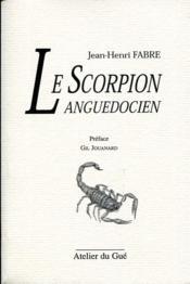 Le scorpion languedocien - Couverture - Format classique