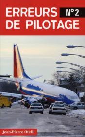 Erreurs de pilotage t.2 - Couverture - Format classique