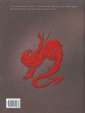 Spiritus & Sancti T.1 ; Complot A Daguelloz - 4ème de couverture - Format classique