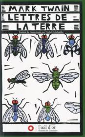 Lettres De La Terre - Couverture - Format classique