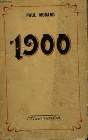 1900 - Couverture - Format classique