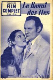 Tous Les Jeudis - Film Complet N° 310 - Le Banni Des Iles - Couverture - Format classique