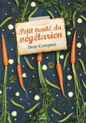 Petit traité du végétarien - Couverture - Format classique