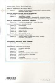 Hématologie (2e édition) - 4ème de couverture - Format classique