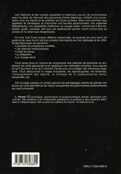 Cours Pratique De Spiritisme - 4ème de couverture - Format classique
