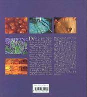 Provence Des 5 Sens - 4ème de couverture - Format classique