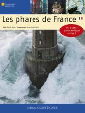 Les phares de france - Couverture - Format classique