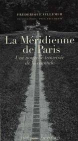 La Meridienne De Paris - Couverture - Format classique