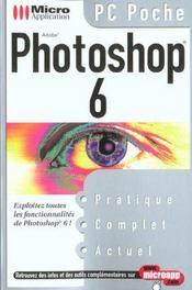 Pc poche photoshop 6 - Intérieur - Format classique