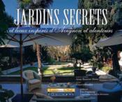 Jardins Secrets - Couverture - Format classique
