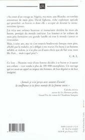 Je Suis Nee Au Harem - 4ème de couverture - Format classique