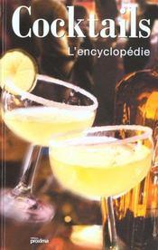 L'encyclopedie des cocktails - Intérieur - Format classique
