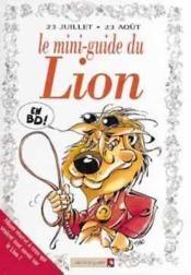 Les mini-guides en bd t.9 ; le mini-guide astro du lion - Couverture - Format classique