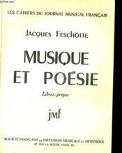 Musique Et Poesie 9 - Couverture - Format classique