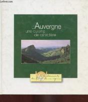 L'Auvergne Une Cuisine De Caractere - Couverture - Format classique