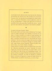 Les Mots Du Jardin - 4ème de couverture - Format classique