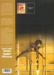 Code Mc Callum t.1 ; Londres - 4ème de couverture - Format classique