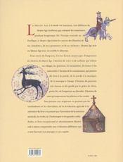 Gratia Dei. Les Chemins Du Moyen Age - 4ème de couverture - Format classique