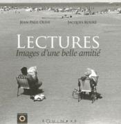 Lectures, images d'une belle amitié - Couverture - Format classique