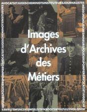 Images D'Archives Des Metiers - Intérieur - Format classique