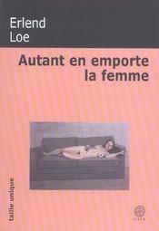 Autant En Emporte La Femme - Intérieur - Format classique
