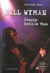 Bill Wyman - Steady Rollin'Man Cd Offert - Intérieur - Format classique