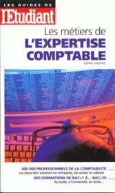 Les Metiers De L'Expertise Comptable 1999 - Couverture - Format classique