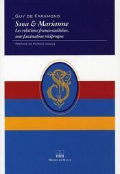Svéa et Marianne - Intérieur - Format classique