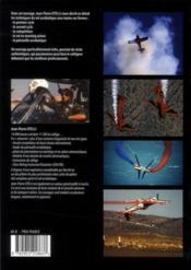 Technique de vol acrobatique ; manuel (édition 2010) - 4ème de couverture - Format classique