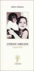 L'enfant africaine - Intérieur - Format classique