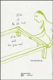 Aida et le lit vert - Couverture - Format classique