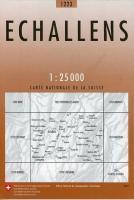 Echallens - Couverture - Format classique