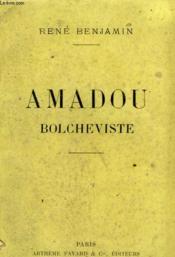 Amadou Bolcheviste. - Couverture - Format classique