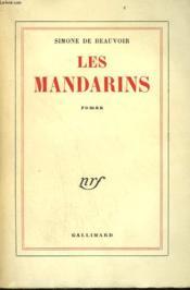 Les Mandarins. - Couverture - Format classique