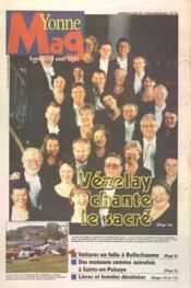 Yonn Mag N°777 du 18/08/2001 - Couverture - Format classique