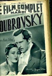 Le Film Complet Du Mardi N° 1952 - 16e Annee - Doubrovsky - Couverture - Format classique
