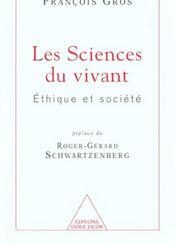 Sciences Du Vivant - Intérieur - Format classique