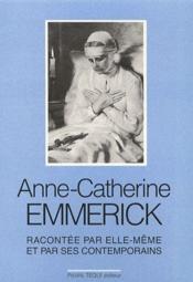 Anne-Catherine Emmerick - Couverture - Format classique