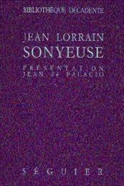 Sonyeuse - Couverture - Format classique