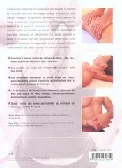 Massage du corps - 4ème de couverture - Format classique
